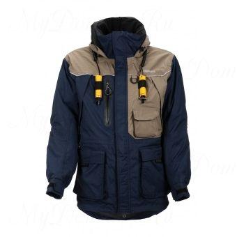 Куртка зимняя Frabill I4 Jacket Dark Blue размер L