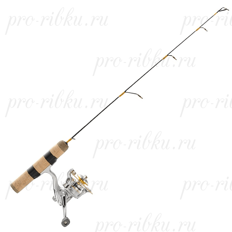 "Комплект Frabill Ice Hunter Series Combos 24""/61см. Ultra Light Finesse Perch"