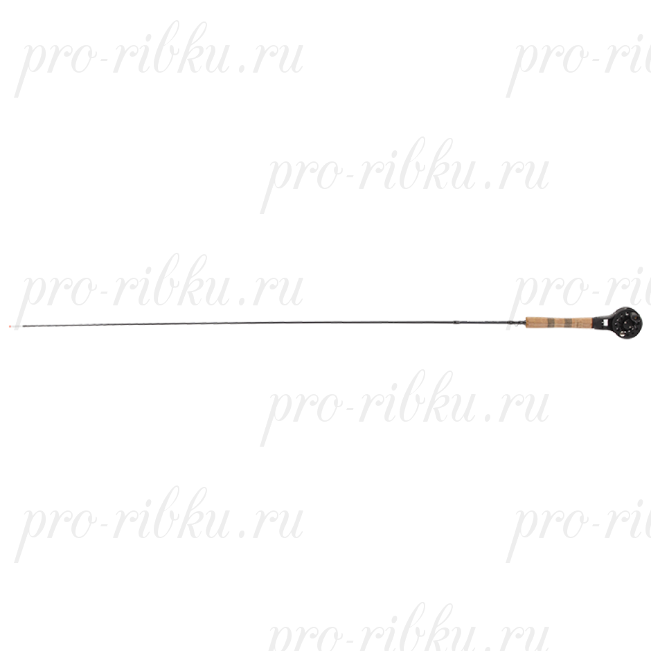 "Комплект (удочка+ катушка) Frabill Jiggler Long Rod Light Combo 54"" UL, Telescoping"