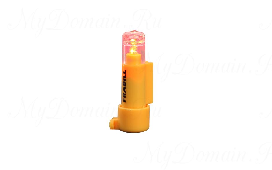 Светлячок жерличный, Frabill LIL' Shiner light, красный