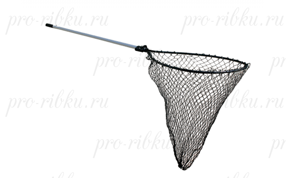 "Подсак FRABILL PRO-FORMANCE TEARDROP 36"" FIXED HEAVY-DUTY POLY, обруч 20x23"", глуб. 36"", ячейка 1,25"""