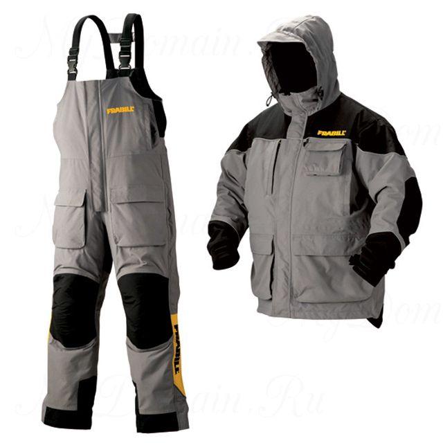 Костюм штормовой Frabill Suit Jacket & Bib размер 4XL