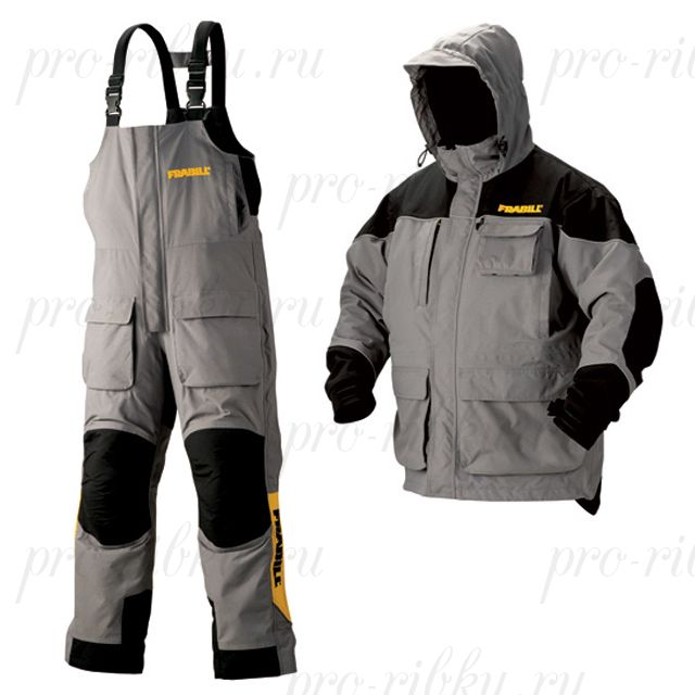 Костюм штормовой Frabill Suit Jacket & Bib размер XL