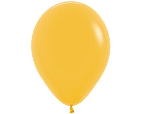 Манго гелиевый шар