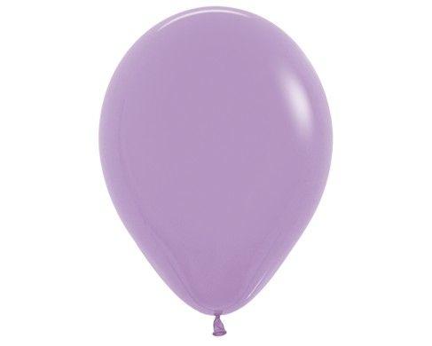 Гелиевый сиреневый шар