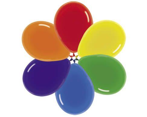 Ассорти гелиевый шар