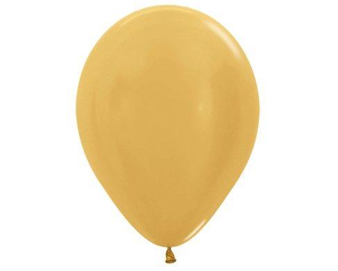 Гелиевый шар шампань