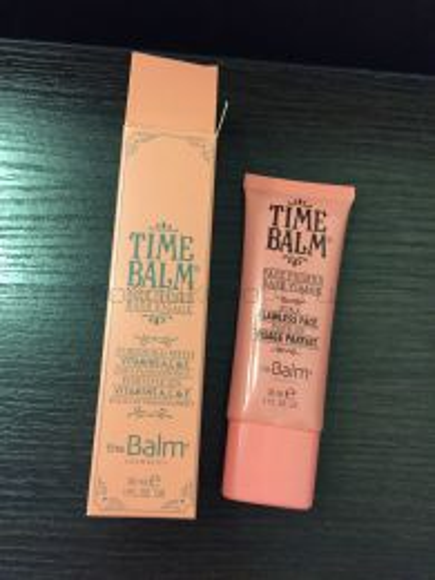 Timebalm Основа под макияж