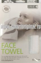 Smart Microfiber Салфетка вафельная белая 32 х 22 см