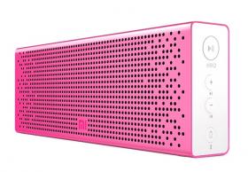 Портативная колонка Xiaomi Mi Bluetooth Speaker  (розовый)