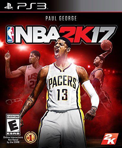Игра NBA 2K17 (PS3)
