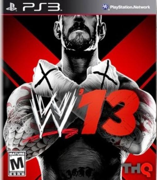 Игра WWE 13 (PS3)