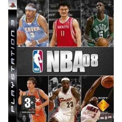 Игра NBA 08 (PS3)
