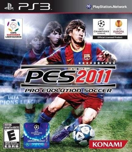 Игра PES 2011 (PS3)