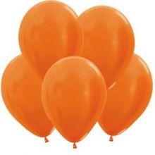 Металл (100 шт) оранжевый