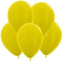 Металл (100 шт) жёлтый