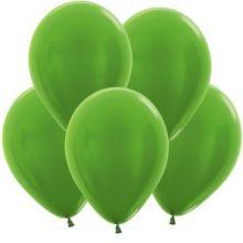 Металл (100 шт) светло-зелёный