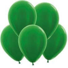 Металл (100 шт) зелёный