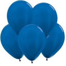 Металл (100 шт) синий