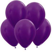 Металл (100 шт) фиолетовый