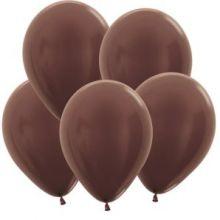 Металл (100 шт) шоколадный
