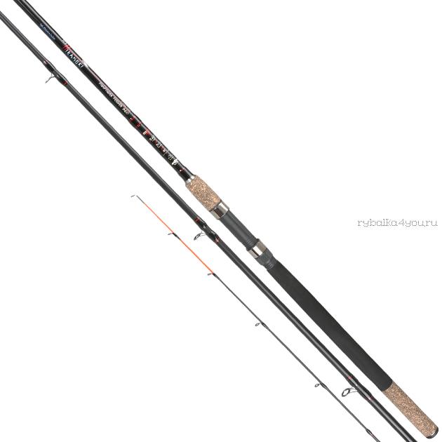 Купить Удилище штекерное Mikado Hirameki Fishfinder Feeder 390 (тест до 130 г)