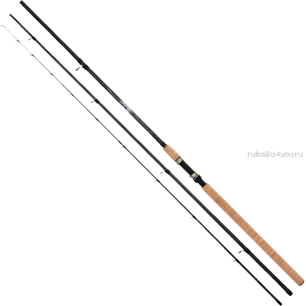 Купить Удилище штекерное Mikado Ultraviolet Heavy Feeder 360 (тест до 120 г)