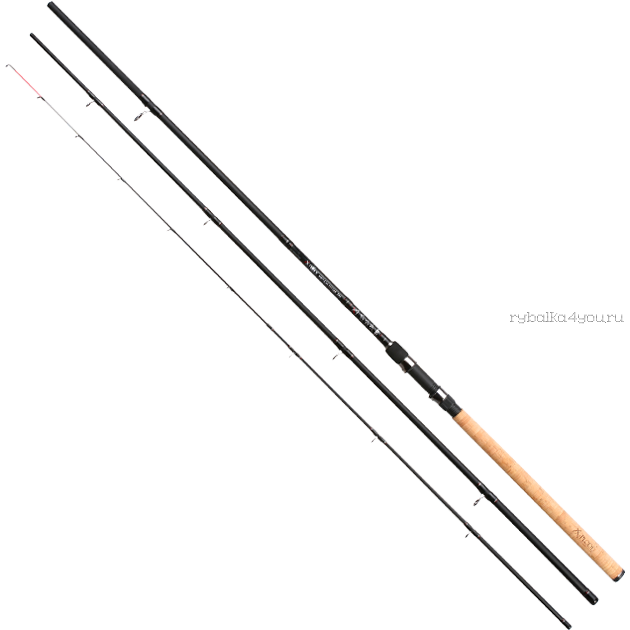 Купить Удилище штекерное Mikado X-Plode Medium Feeder 390 (тест до 120 г)