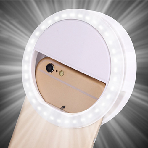 Кольцо для селфи Selfie Ring Light RK-12