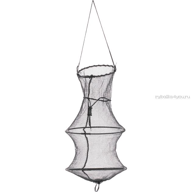 Садок рыболовный Mikado 30 / 55 см. нейлоновый