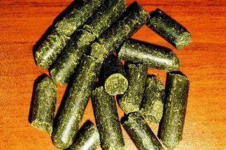 Витаминные гранулы (Крапива) 5 кг Вознесеновские корма