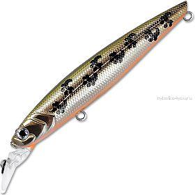 Купить Воблер Fishycat Bobcat 100SP (12,4г) X06 (бежевый/следы)