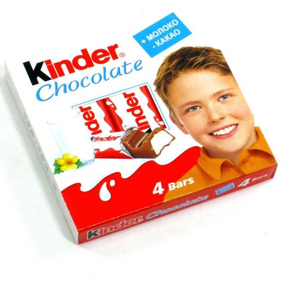 Киндер Шоколад  50г 8