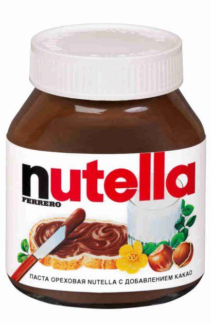 Нутелла шоколадная паста 630г