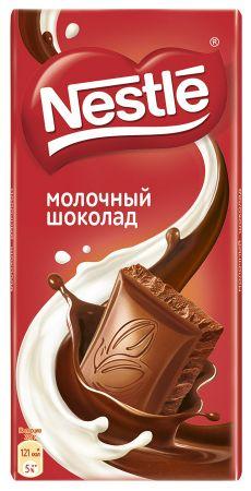 Нестле молочный шоколад 90г