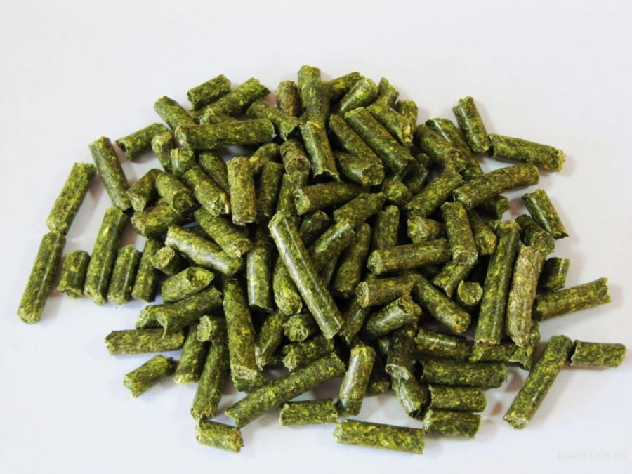 Гранула ВТМ (Люцерна) 5 кг Вознесеновские корма