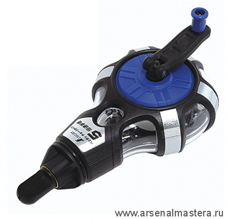 Отбивка порошковая (отбивочный шнур) Shinwa 20 м синий корпус  М00013238