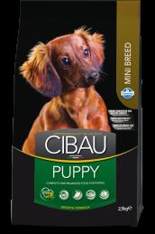 CIBAU PUPPY MINI (Сибау паппи мини) для щенков мелких пород, беременных и кормящих собак.