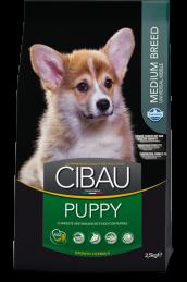 CIBAU PUPPY MEDIUM  (Сибау паппи медиум) для щенков средних пород, беременных и кормящих собак.