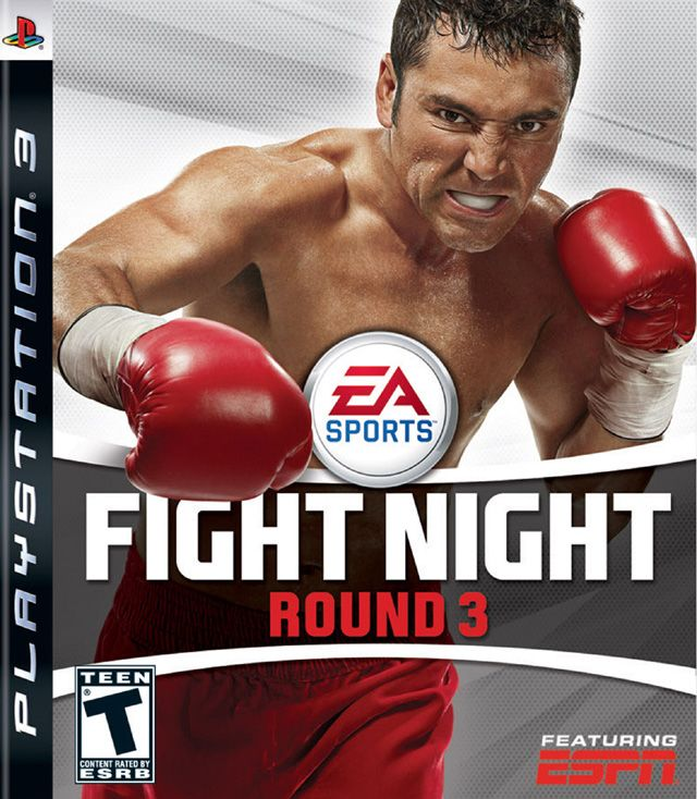 Игра Fight Night Round 3 (PS3)