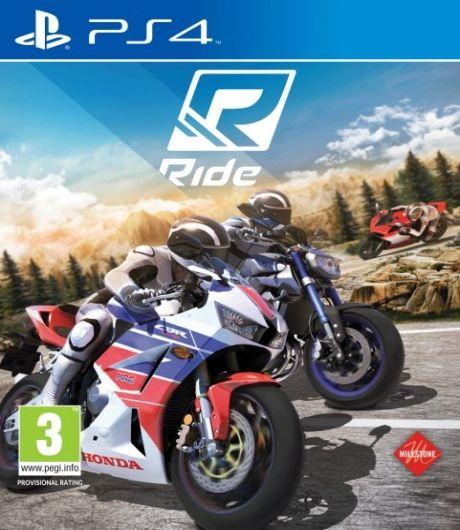 Игра Ride (PS3)
