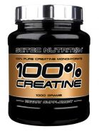 Creatine 100% Pure от Scitec Nutrition 300 гр