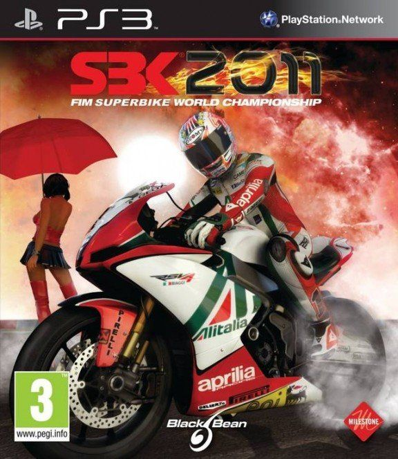 Игра SBK 2011 Fim Superbike World Championship (PS3)