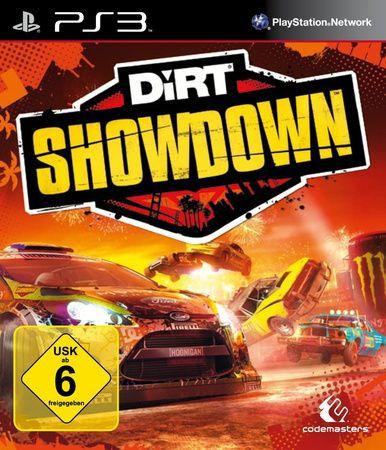 Игра Dirt Showdown (PS3)