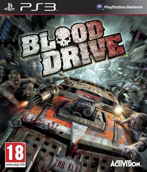 Игра Blood Drive (PS3)