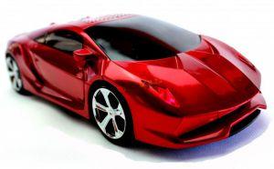 Колонка-машинка Lamborghini (светятся колеса)