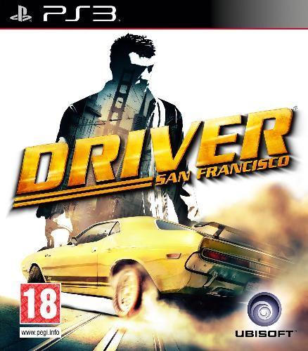 Игра Driver San Francisco (PS3)