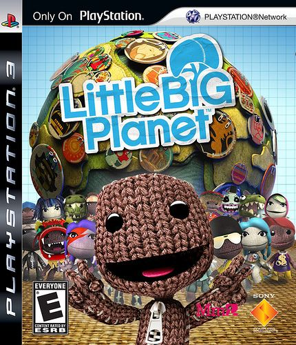 Игра Little Big Planet (PS3)
