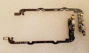 FLC (Шлейф) Asus ZE500KL Zenfone 2 Laser (на микрофон и системный разъём) Оригинал