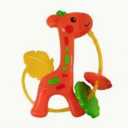 Игрушка - погремушка Жираф